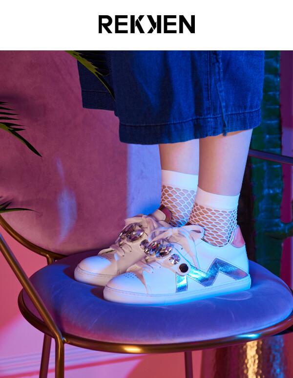 렉켄(REKKEN) Sneakers_HARTIN RK567